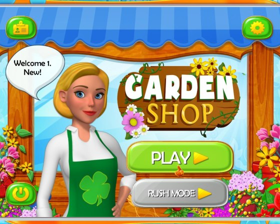 Garden Shop: Rush Hour