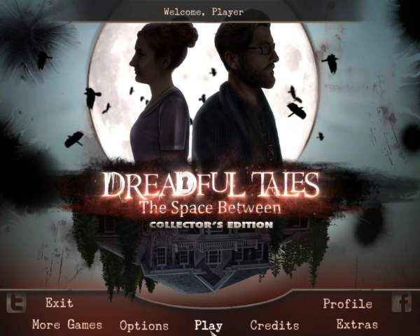Dreadful Tales: The Space Between Collectors Edition