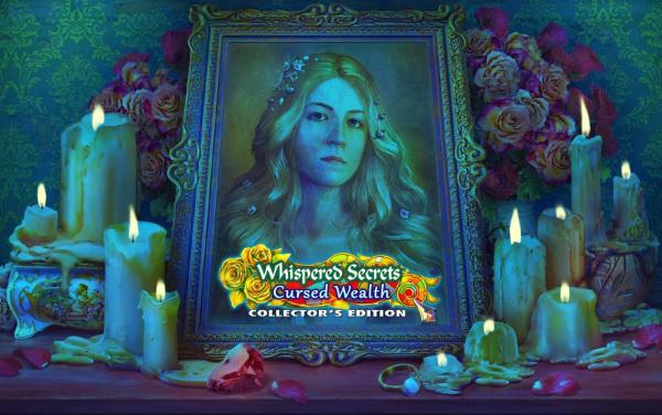 Whispered Secrets 9: Cursed Wealth Collectors Edition