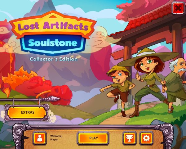 Lost Artifacts 3: Soulstone Collectors Edition