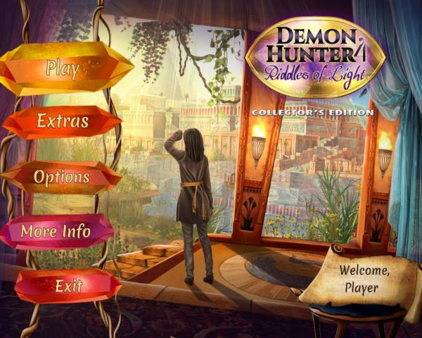 Demon Hunter 4: Riddles of Light Collectors Edition