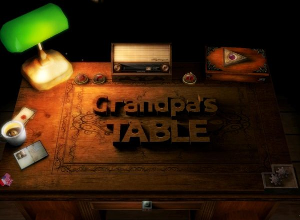 Grandpas Table
