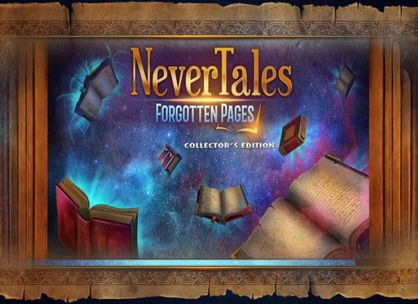 Nevertales 6: Forgotten Pages Collectors Edition