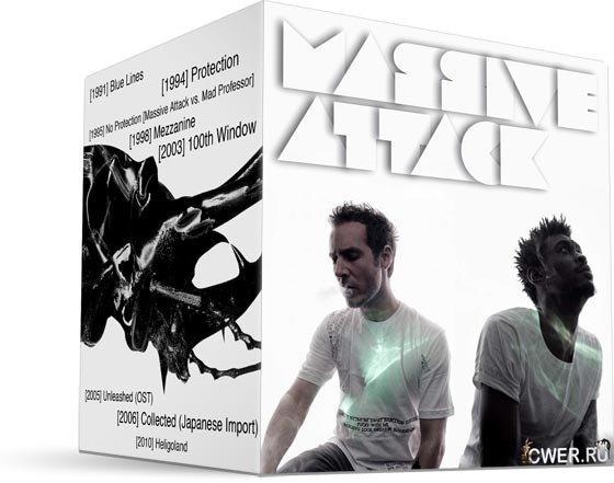 Massive Attack - Новая Фонотека в Кармане