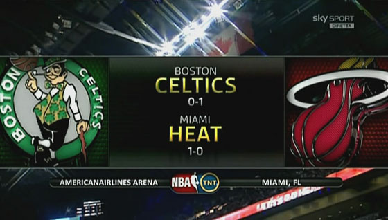 Boston Celtics - Miami Heat