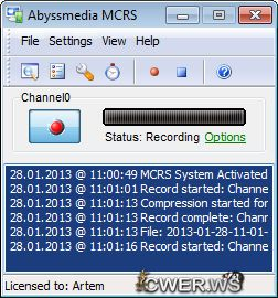 Abyssmedia MCRS System 3