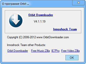 Orbit Downloader 4.1.1.19