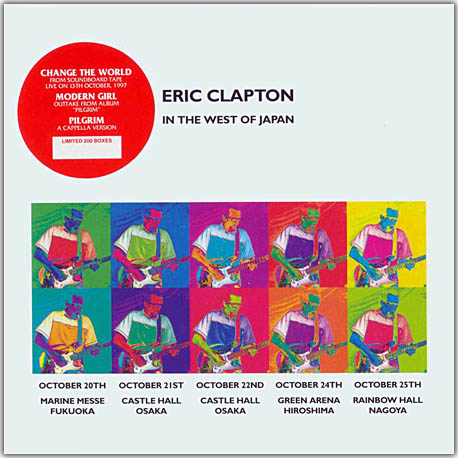 Eric Clapton - In The West Of Japan