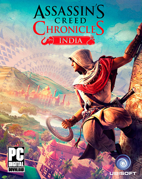 Assassin's Creed Chronicles: India (2016/Portable)