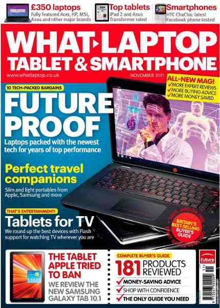 What Laptop №11 (November 2011)