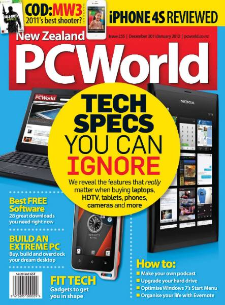 PC World №255 (December-January 2012)