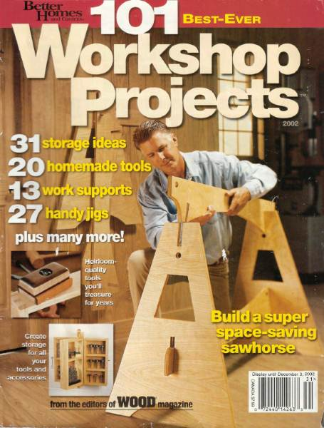 Wood. 101 Best-Ever Workshop Projects (2002)