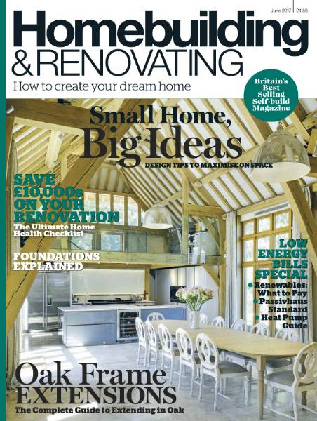 Homebuilding & Renovating №6 (June 2017)