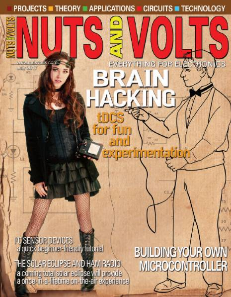 Nuts And Volts №7 (July 2017)