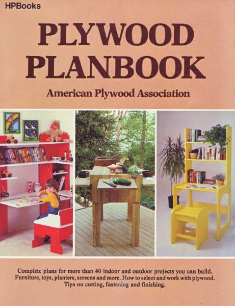 American Plywood Association. Plywood Planbook
