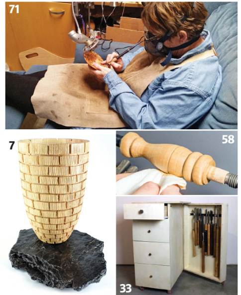Woodturning №305 (May 2017)с1