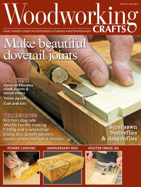 Woodworking Crafts  №27 (June 2017)
