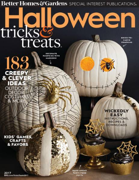 Halloween Tricks & Treats (2017)