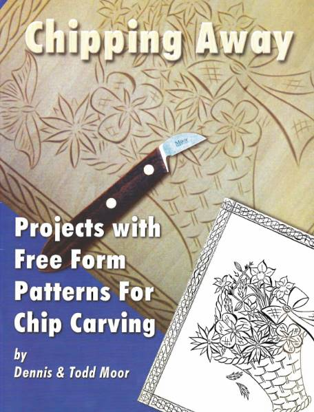 Projects with Free Form Patterns for Chip Carvers
