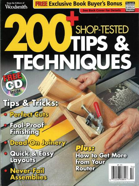 Woodsmith. 200+ Shop-Tested Tips & Techniques (2010)
