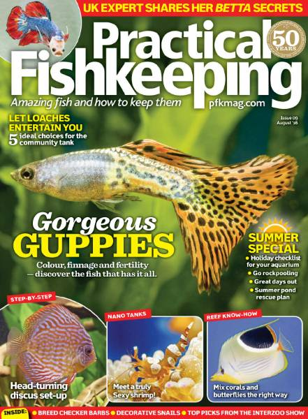 Practical Fishkeeping №9 (August 2016)