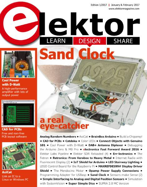 Elektor Electronics №1-2 (January-February 2017) USA