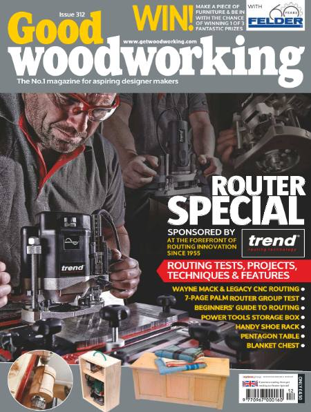 Good Woodworking №312 (Special 2016)