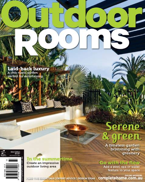 Outdoor Rooms Magazine. Updated 33 Edition (2016)