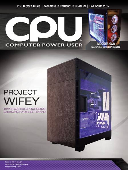 Computer Power User (March 2017)