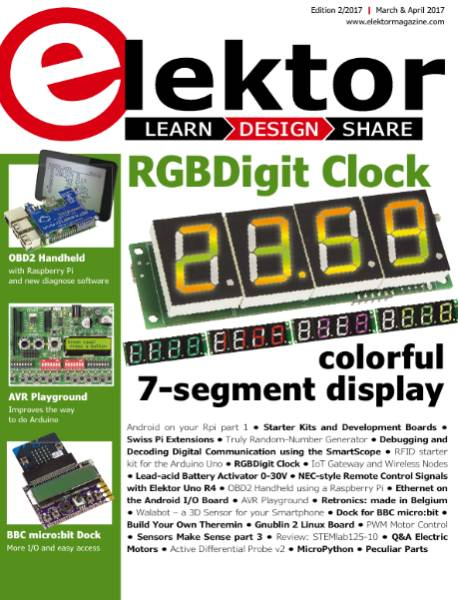 Elektor Electronics №2 (March-April 2017)