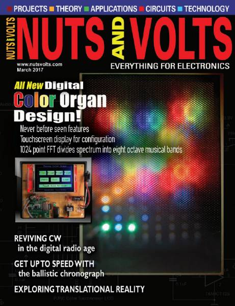 Nuts And Volts №3 (March 2017)