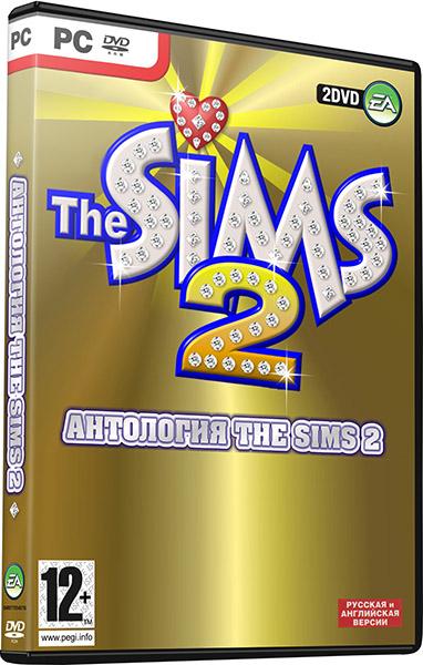 The sims 2 все дополнения скачать