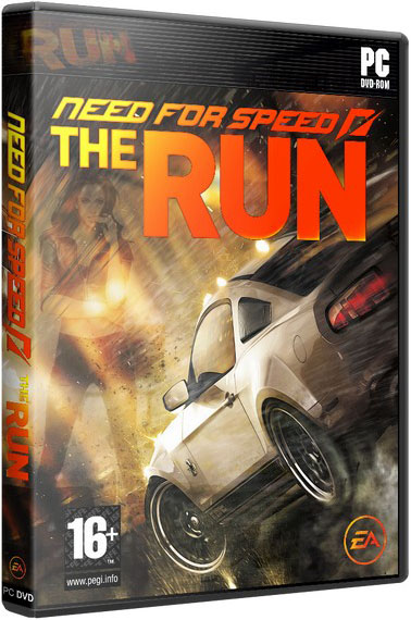 Need for Speed: The Run. Limited Edition (2011/RePack)