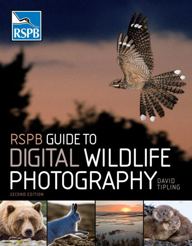 David Tipling. RSPB Guide to Digital Wildlife Photography