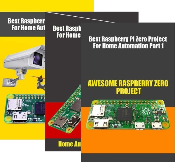 Sri Marheni. Best Raspberry PI Zero Project For Home Automation