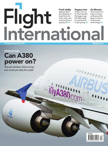 Flight International №5552 (23 August - 5 September 2016)
