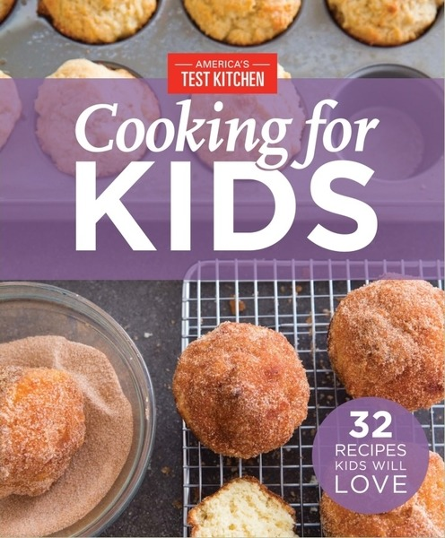 John Willoughby. America's Test Kitchen's Cooking for Kids